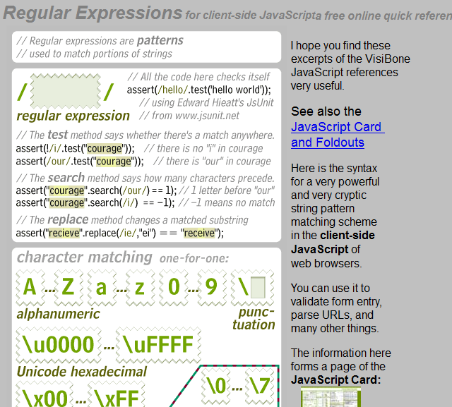 vim regular expressions 101