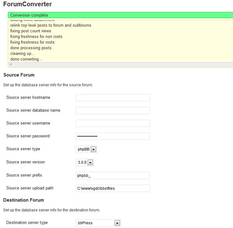 forumconverter