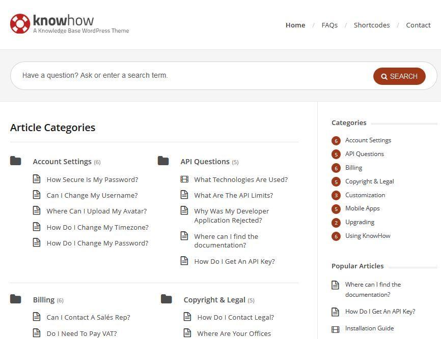 5 WordPress Themes For Teams WP Solver
