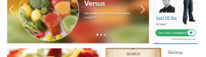 5 WordPress Themes for Diet Websites