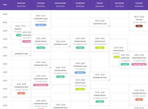 NOO-Timetable