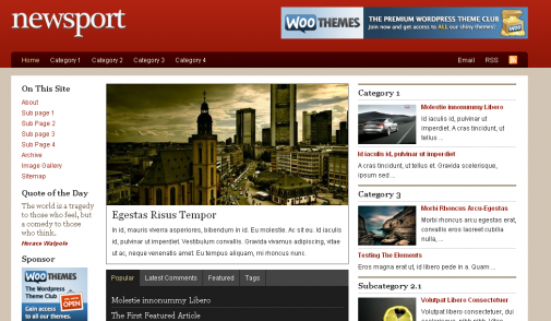 24 Best News Portal Wordpress Themes - WP Solver