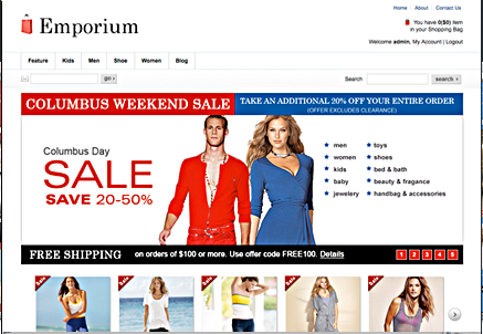 Wordpress e commerce themes best shopping cart themes pronofoot35fo Gallery