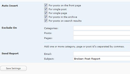 wordpress how to find broken links