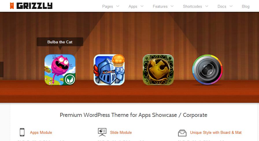 10 WordPress Themes for iOS & Android App Portfolio Sites