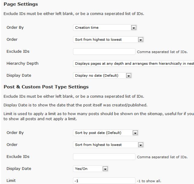 wp realtime sitemap plugin for wordpress wp solver