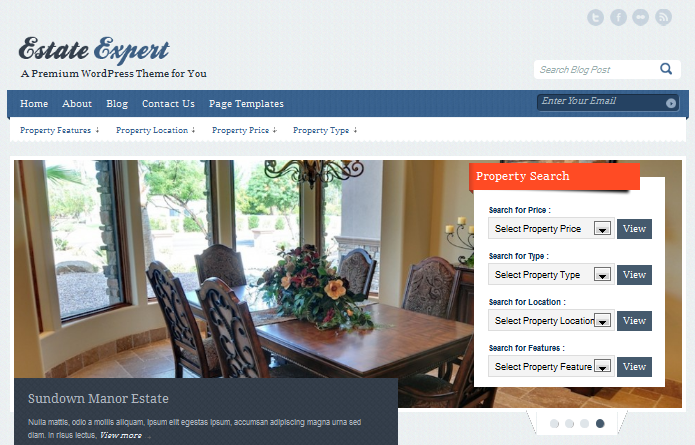 5 WordPress Real Estate Themes with MLS/IDX Integration - WP Solver