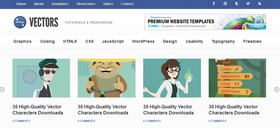 10 Awesome WordPress Themes for Tutorial Sites   WP Solver