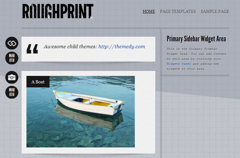 custom thesis skin The best thesis design customizations & thesis skins for businesses, magazines and personal blogs.