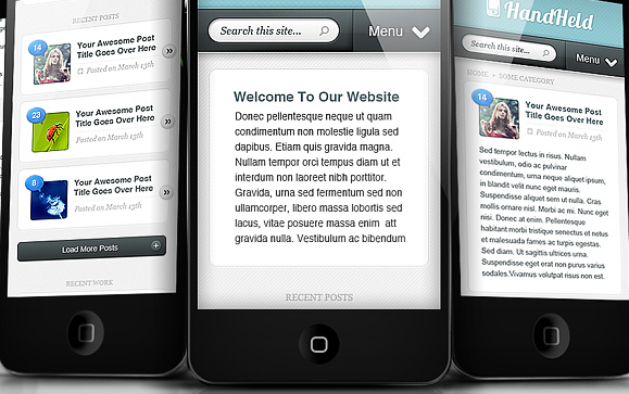 10 Awesome Mobile Themes / Plugins for WordPress - WP Solver