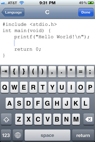7 Decent Code Editors for Android, iPhone - WP Solver