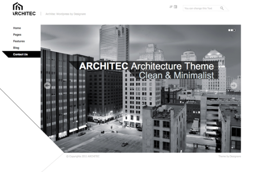 10 Cool Wordpress Themes For Architects Wp Solver