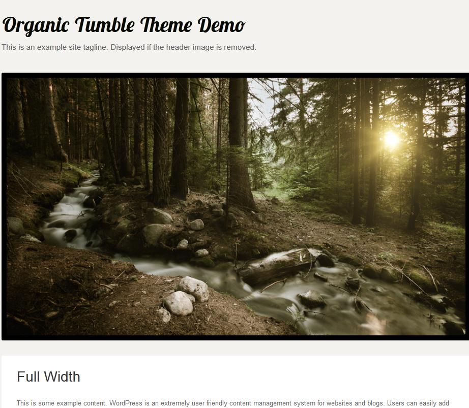Tumble Theme: Tumblr-Style Theme for WordPress - WP Solver