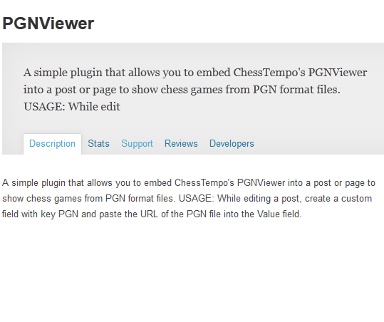 pgn viewer
