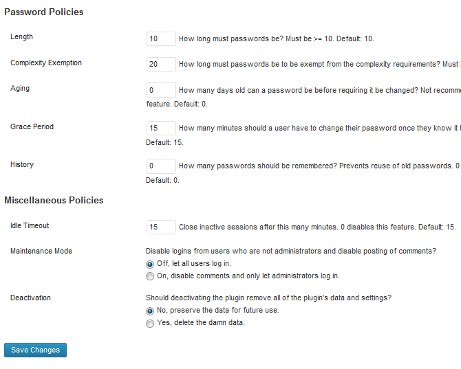 Setting Up a Strong Password Policy for WordPress: 6 Plugins
