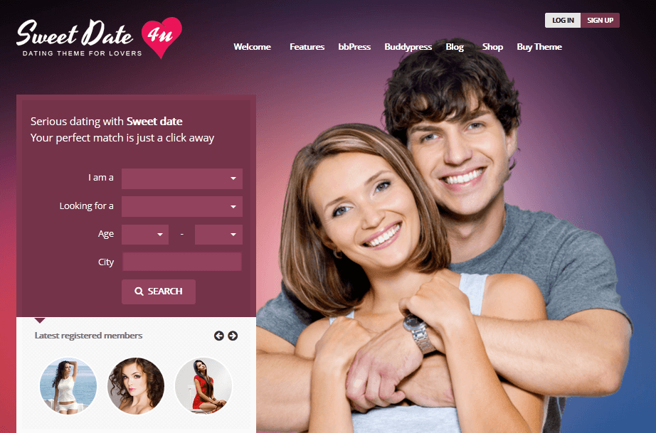 Website for free online dating
