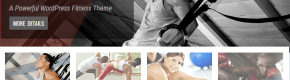 20+ WordPress Fitness Themes for Gyms & Health Businesses