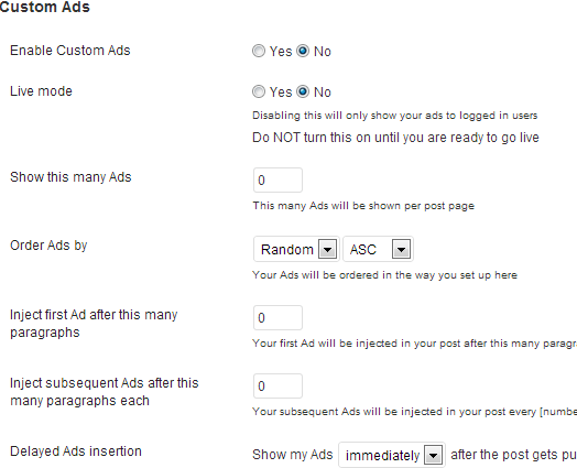 How to Add Ads Inside WordPress Posts