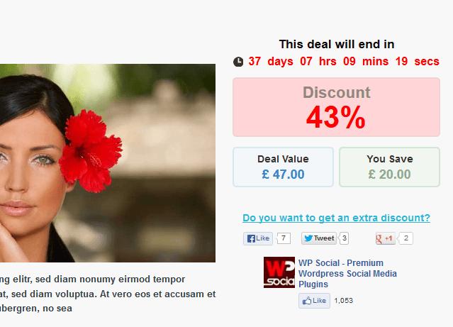 social deals