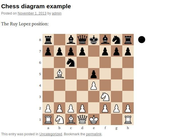 chess plugin
