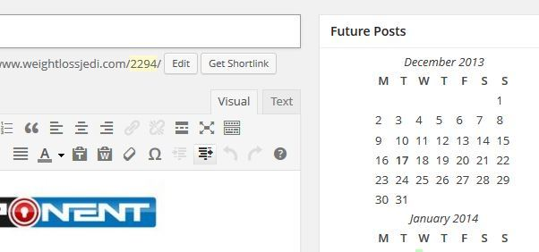 future posts