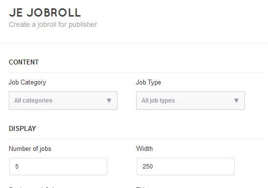je jobroll