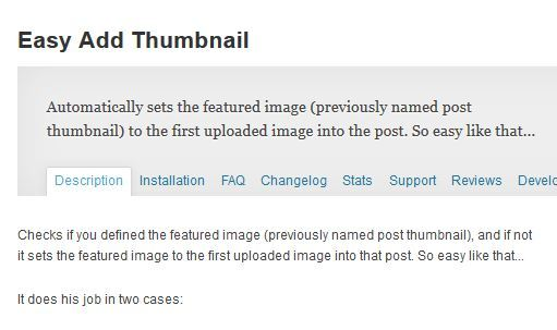add thumbnail
