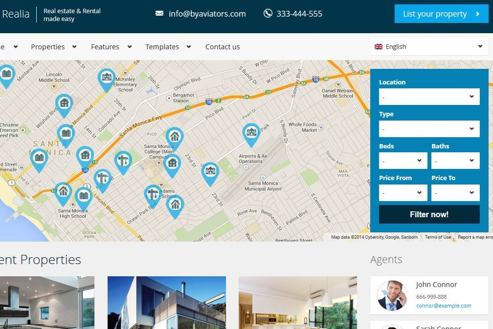 How To Start A Business Directory Using WordPress 13 Themes