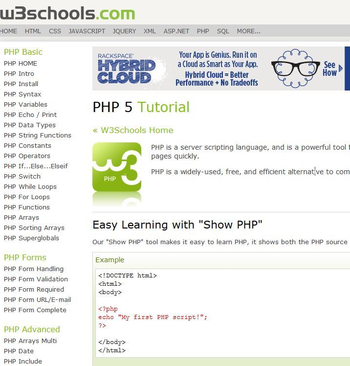 6 Websites to Learn PHP Coding Interactively / with Video - WP Solver