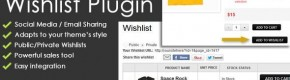 5 Wishlist Plugins for WordPress