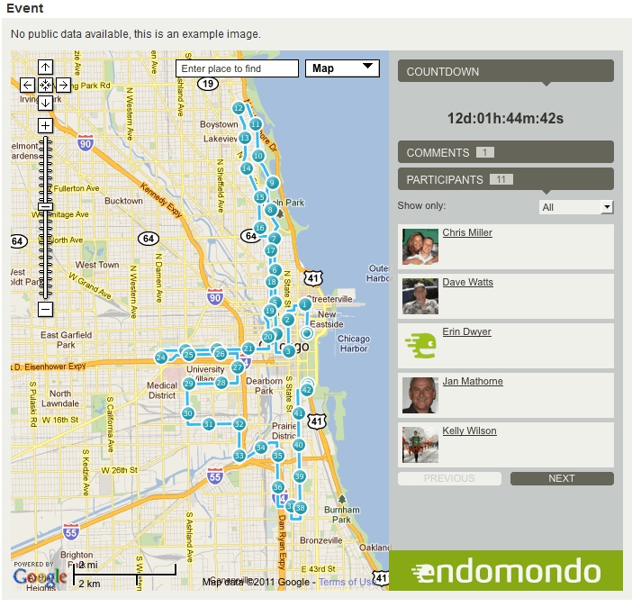 How to: Include Endomondo Workouts on WordPress Blogs