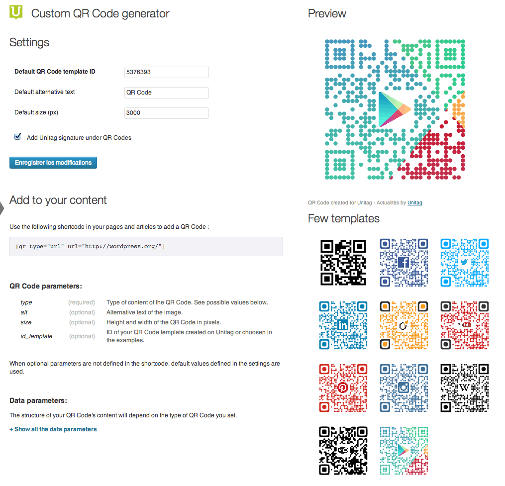 Adding QR Codes to WordPress: 3 Plugins