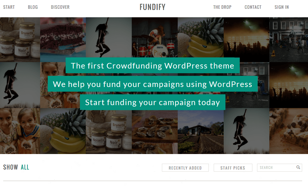3 Useful WordPress Plugins for Fundify