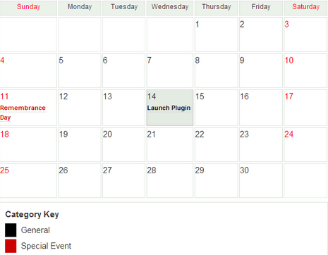 Spiffy Calendar for WordPress: Manage Events & Appointments