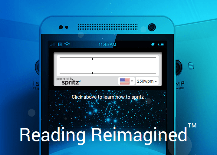 Zethos Speed Reading WordPress Plugin