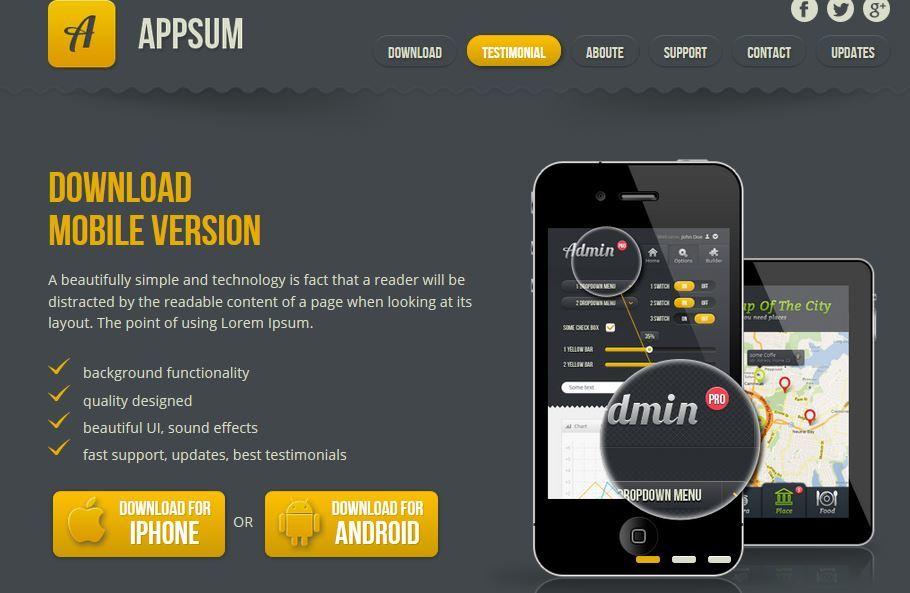appsum