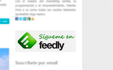How to Add a Feedly Button To WordPress