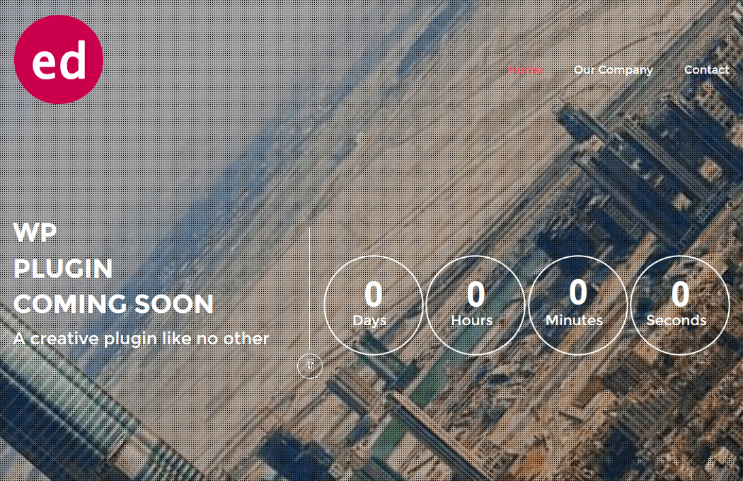 Coming Soon Countdown Plugin for WordPress