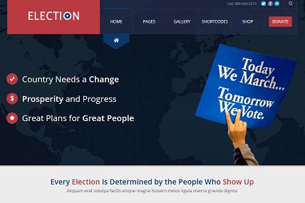 election-theme
