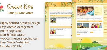 5 WooCommerce Themes for Kid Sites