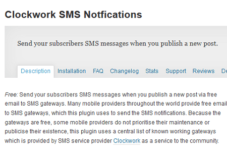 How to Send SMS Messages To WordPress Users: 3 Plugins