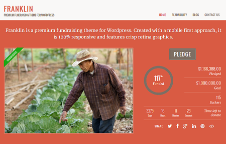 10 Landing Page Themes for WordPress