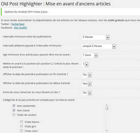 3 WordPress Plugins for Your Old Posts