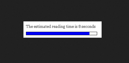 5 Speed Reading & Reading Time Plugins for WordPress