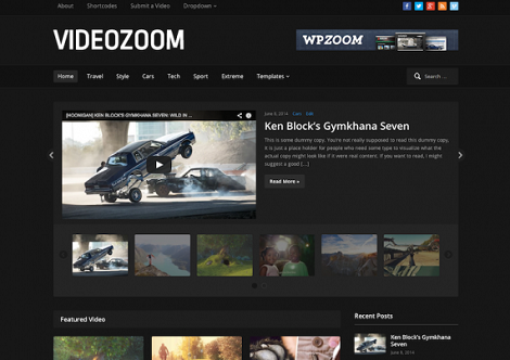 Videozoom 4.0 for Video Magazine Sites