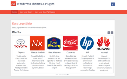 8 Logo Carousel Plugins for WordPress