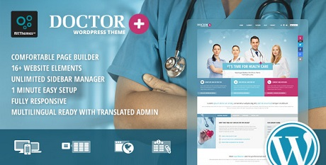 7 Medical & Health Themes for WooCommerce