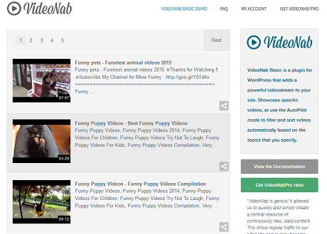 5 Related YouTube Video Plugins for WordPress - WP Solver