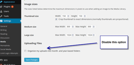 How to Change the WordPress Uploads Folder to a Year/Month/Day Structure