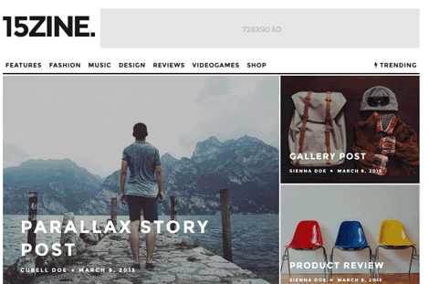 20 Attractive WordPress Themes for Tech Magazines